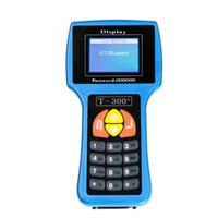 toyota kopya anahtarlı programcı toptan satış-V17.8 İngilizce / İspanyolca T300 Anahtar Programcı T-300 Dekoder Anahtar Transponder Araba Anahtarı Programcı araba Kopyalama Aracı
