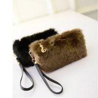 2232e8080 Faux Fur Clutch Canada   Best Selling Faux Fur Clutch from Top ...