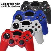 Wholesale wireless keyboard joystick for sale - Group buy 10pcs G Wireless Game player Controller Gamepad Joystick mini keyboard remoter for universal Android tv boxes and Smartphone PK ps4