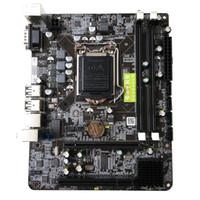 материнские платы gigabyte i7 оптовых-Материнская плата 1156 Интерфейс процессора Intel P55 6-канальная материнская плата PC Высокопроизводительная настольная компьютерная материнская плата LGA 1156 LGA 1156 ...