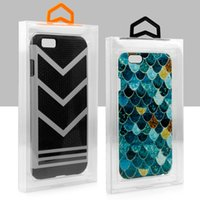 100pcs Custom packaging for mobile phone case for iPhone Xs max Xr Xs 7 8 Plus Coque packing box with hanger