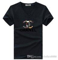 neue hemden kurze designs mädchen großhandel-Neue Sommerfrauenmänner beiläufiges T-Shirt Jungenmädchen-T-Stück Italienerentwurfskurzschluss-Hülsendruck übersteigt Kursteilnehmer T-Shirts # 201