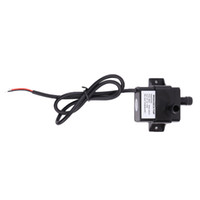 Wholesale 12v dc submersible water pumps resale online - DC V Water Pump Mini Brushless Submersible for Fish Tank Aquarium Fountain