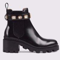 ingrosso le scarpe comode delle signore-Scarpe da donna di marca di alta qualità in pelle e suole resistenti confortevoli stivali da donna traspirante per il tempo libero