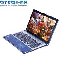 bluetooth keyboard arabic оптовых-Игра ноутбук i7 8GB RAM SSD 128GB 256GB 360GB 15.6