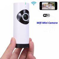 ingrosso prezzi delle telecamere esterne-Prezzo di fabbrica WiFi Wireless Smart Home Camera Security Home 720P IP Camera Full HD Outdoor Indoor Security System 180 Wide View Angle