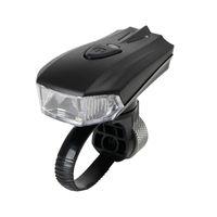 high power led fahrradbeleuchtung großhandel-Rennrad Frontleuchte High Power Wasserdichte USB Wiederaufladbare Fahrrad Licht Sicherheitswarnlicht LED Radfahren Fahrrad Licht