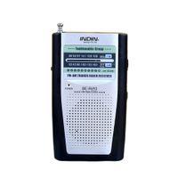 radyo anteni kur toptan satış-Konuşmacı BC-R20 c0604 Dahili Pocket Mini Taşınabilir AM / FM Alıcı Anten radyo taşınabilir