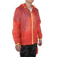 hava koşulu ceketi toptan satış-Klima Giysileri Soğutma Klima Fanı Açık Kamp Yürüyüş Için Yüksek Sıcaklık Ceketler Soğutma Ceket