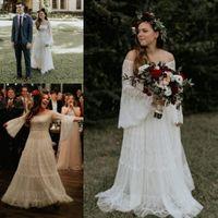 Wholesale Plus Size Western Wedding Dresses for Resale ...