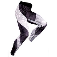 Wholesale fitness jersey resale online - Gyms Compression Pants Running Tights Men Quick Dry Fitness Sportswear Leggings another Trousers Jogging Leggings Dropshipping