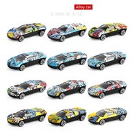 Wholesale toy moulds for sale - Group buy lReturn Alloy Iron Shell Automobile Racing Model Car Sport Racing Hobby Model Car Scale for Kids New Car Toys Automobile Mould toy C21