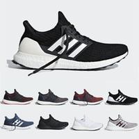 Adidas Ultra boost 3.0 III Uncaged Running Shoes Uomo Donna Ultraboost 4.0  IV Sneaker Primeknit Runs White Nero Athletic Scarpe sportive 36-45 aa52b565970