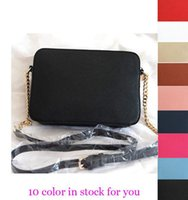 Wholesale shoulder bags online - designer handbags bag new pink black khaki fashion pu leather pu cross body wallet