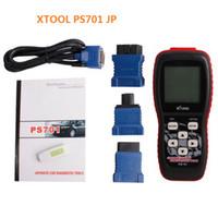 ingrosso scanner diagnostico auto giapponese-Strumento diagnostico originale di Xtool PS701 JP Strumento diagnostico automatico PS 701 OBD2 per lo scanner giapponese delle automobili
