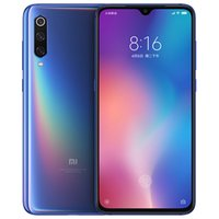 Wholesale fast chinese camera online - 6 quot AMOLED Full Screen Xiaomi Mi Mi9 GB GB Snapdragon MP Camera W Fast Charging Fingerprint G LTE Smartphone Global Version