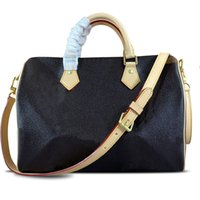 Wholesale ladies box handbags for sale - Group buy Designer handbags fashion purse women bags travel PU leather Zipper handbags ladies shoulder tote female Bag with box