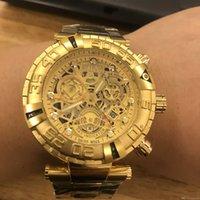 ingrosso orologi di goccia superiore-2018 NUOVO stile marchio svizzero INVICTA top ETA Orologi DZ Orologi sportivi da uomo relogio masculino orologio da polso orologio militare dropship