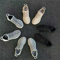 Wholesale high oxford shoes resale online - With box high quality kanye west v1 static pirate black turtle dove moonrock Oxford Classic Gray blaek men women shoes designer sneakers