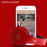 écouteurs bluetooth achat en gros de-Casque Casque stéréo Bluetooth Casque sans fil Casque extensible pour casque Des basses puissantes Écoutez votre musique sur un casque.