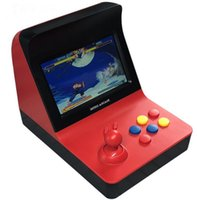 Wholesale retro gaming online - FC SFC MD GBA Retro Arcade Game Console A8 Gaming Machine Classic Games Support TF Card Expansion Gamepad Control AV Out quot Screen