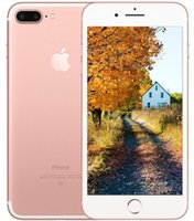 Wholesale iphone unlocked resale online - Original Apple iphone Plus no touch id GB GB GB ios12 Quad Core MP Refurbished Unlocked Phones