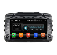 Wholesale kia sorento radio bluetooth for sale - Group buy PX5 Android Octa Core din quot Car DVD Player for Kia Sorento Radio GPS GB RAM Bluetooth WIFI USB GB ROM