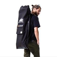 profesyonel sırt çantası toptan satış-Profesyonel Elektrikli Kaykay Çanta 105x40 cm Shouler Çift Rocker Kaykay Sırt Çantası multi-fonksiyonel İpli Çanta
