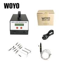 Wholesale hobbies tools for sale - Group buy WOYO UC009 Ultrasonic Cutter Cutting Plastics Hobby Tool