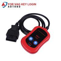 audi pin kod okuyucu toptan satış-Sıcak satış VAG PIN Kodu Okuyucu / Oto Anahtar Programcı Araba Teşhis Aracı Cihazı OBD2 giriş Ücretsiz Gemi