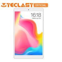 tablette 2gb 16gb großhandel-Teclast P80 Pro 8 '' Android 7.0 MTK8163 Quad Core 1,3 GHz 2 GB RAM 16 GB ROM Tablet PC Dual-WLAN / Kameras 1920 * 1200 GPS HDMI