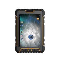 rfid reader android venda por atacado-Robusto Tablet PC À Prova D 'Água QR 1D 2D Leitor de Código de Barras A Laser Scanner Android Handheld Móvel PDA UHF RFID NFC Impressão Digital GPS