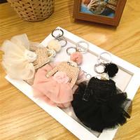 вешалка для цветов оптовых-: Корея Мода Цветок Маленькая Одежда Тенденция Пакет Повесить Брелок Автомобиль Повесить Мешок Повесить Кусок Оптом