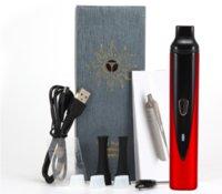 Wholesale hebe titan for sale - Group buy Top quality Hebe Titan Dry Herb Vaporizer Kit Dry Herb Vape Pen with mAh Battery Temperature Wax Vaporizer Pen E cigarette