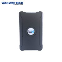 Wholesale luggage truck for sale - Group buy WanWayTech Portable GPS Tracker S20 Remotelt Voice Monitoring for Truck Container Luggage Asset