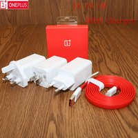 Wholesale black uk adapter for sale – best Original Dash Charger V A EU US UK USB Quick Charger Adapter USB Type C Data Noodle Dash Cable forOneplus T T