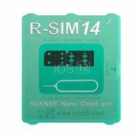 kostenlose kartenmodelle großhandel-brandneue RSIM14 RSIM 14 Karte zum Entsperren für Iphone kompatibel mit ALLEN IOS und Modell mit kostenlosem Versand