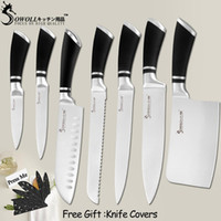 Wholesale pare tool resale online - Kitchen Knives Stainless Steel Knives Paring Utility Santoku Bread Slicing Chef Chopping Knife Cooking Accessory Tools