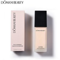 Wholesale full coverage concealer for sale - Group buy DOMANI beauty Full Coverage Liquid Foundation Dark Circle Hour Long Lasting Waterproof Makeup Professional Face Concealer Base