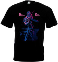 ingrosso cappelli duri neri-Randy Rhoads Ozzy Osbourne - poster v6 T-shirt black hard rock tutte le taglie S ... 5XL Size Discout Hot New Tshirt Suit Hat Pink T-shirt