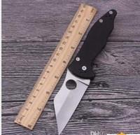 couteaux en plein air achat en gros de-Nouvelle survie en plein air tactique lame couteau camping multifonction outils chasse couteaux portable EDC lame fixe meilleur cadeau