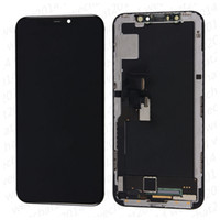 Wholesale touch screen replacements resale online - 10PCS Good Quality OLED LCD Display Touch Screen Digitizer Assembly Replacement Parts for iPhone X Xs Xr free DHL