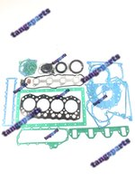 Wholesale loader for sale - Group buy S4S Engine Gasket kit Fit Mitsubishi engine MT25 Tractor caterpillar WS200A WS210 WS310 WS310A WS410 Loader