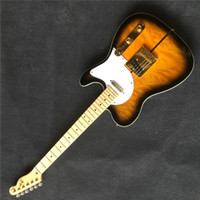 Wholesale guitar hot quality for sale - Group buy High Quality Merle Haggard Guitar TUFF DOG Tone Sunburst Electric Guitar HOT electric guitar guitars guitarra