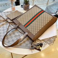 Wholesale hot designer handbag resale online - louissYSLhandbag Brand Handbags designers Hot Sale Crossbody Shoulder Bag Luxurys Brand Handbag Women Bag Large Capacity Tote