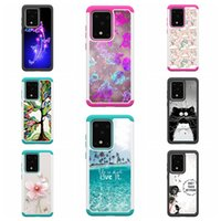 Wholesale cat notes for sale - Group buy Shockproof Case For Samsung S20 Ultra S20 Note Plus A20e A20 A50 Hard PC TPU Defender Owl Cat Flower Butterfly Hybrid Armor Ocean Cover