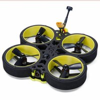 iFLIGHT BumbleBee CineWhoop 142mm 3inch FPV Racing Drone With F4 40A 500mW VTX Caddx Ratel Camera BNF - Frsky R-XSR Receiver