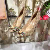 ingrosso scarpe da donna di fascia alta-Moda tacchi alti sandali esplosione di fascia alta qualità 35-41 designer di stile classico scarpe da donna produttori promozione (con scatola)
