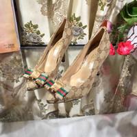 chaussures de promotion talons hauts achat en gros de-Talons hauts mode explosion chaude sandales haut de gamme qualité 35-41 concepteur de style classique chaussures femmes fabricants promotion (avec boîte)