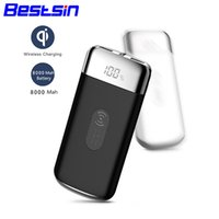 Wholesale portable cell phone battery charger for sale - Bestsin mAh Power Bank Portable External Emergency Backup Battery Charger PowerBank USB Chargers Pack for Cell Phones